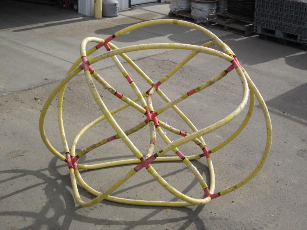 Shaw's Rubber Coated Satellite/Gyro